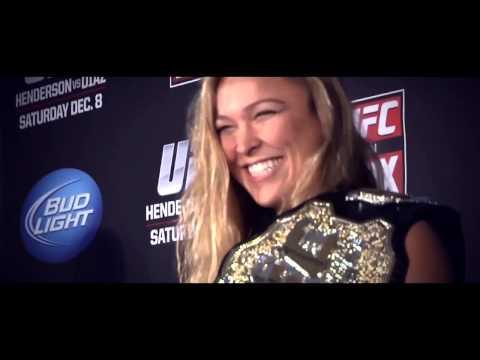 'Elastic Heart' - Ronda Rousey Highlight