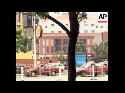 Group of North Koreans seeks refuge in German school