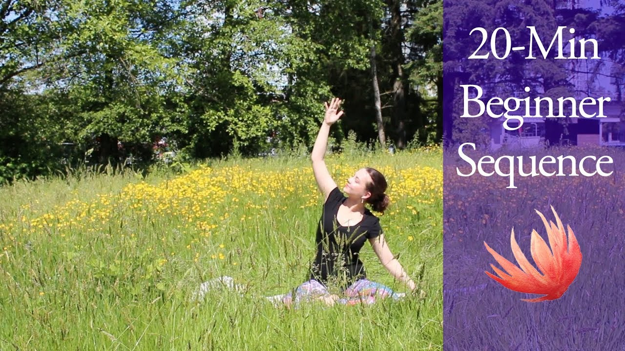 20 Minute Beginner Hatha Yoga Sequence