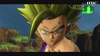 Dragon Ball Z for Kinect - Super Saiyan 2 Gohan vs Perfect Cell HD