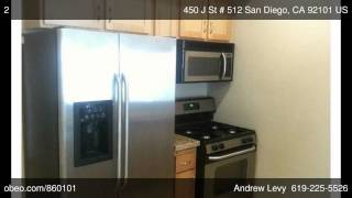450 J St  512 San Diego CA 92101 - Andrew Levy - BHHS California Properties Point Loma