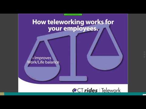 The Telework Solution