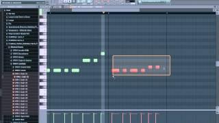 Fl Studio Урок 2 Не большой Клубняк для начинающих