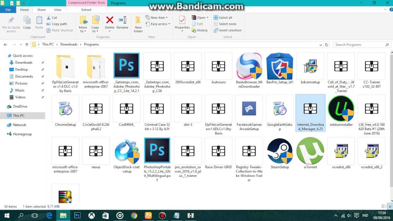 Tutorial Download Internet Download Manager New Version Tanpa Meminta Serial Number 100% Working