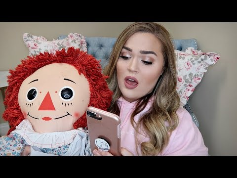 10 SCARY Haunted Dolls Caught Moving on Camera... ft Annabelle!