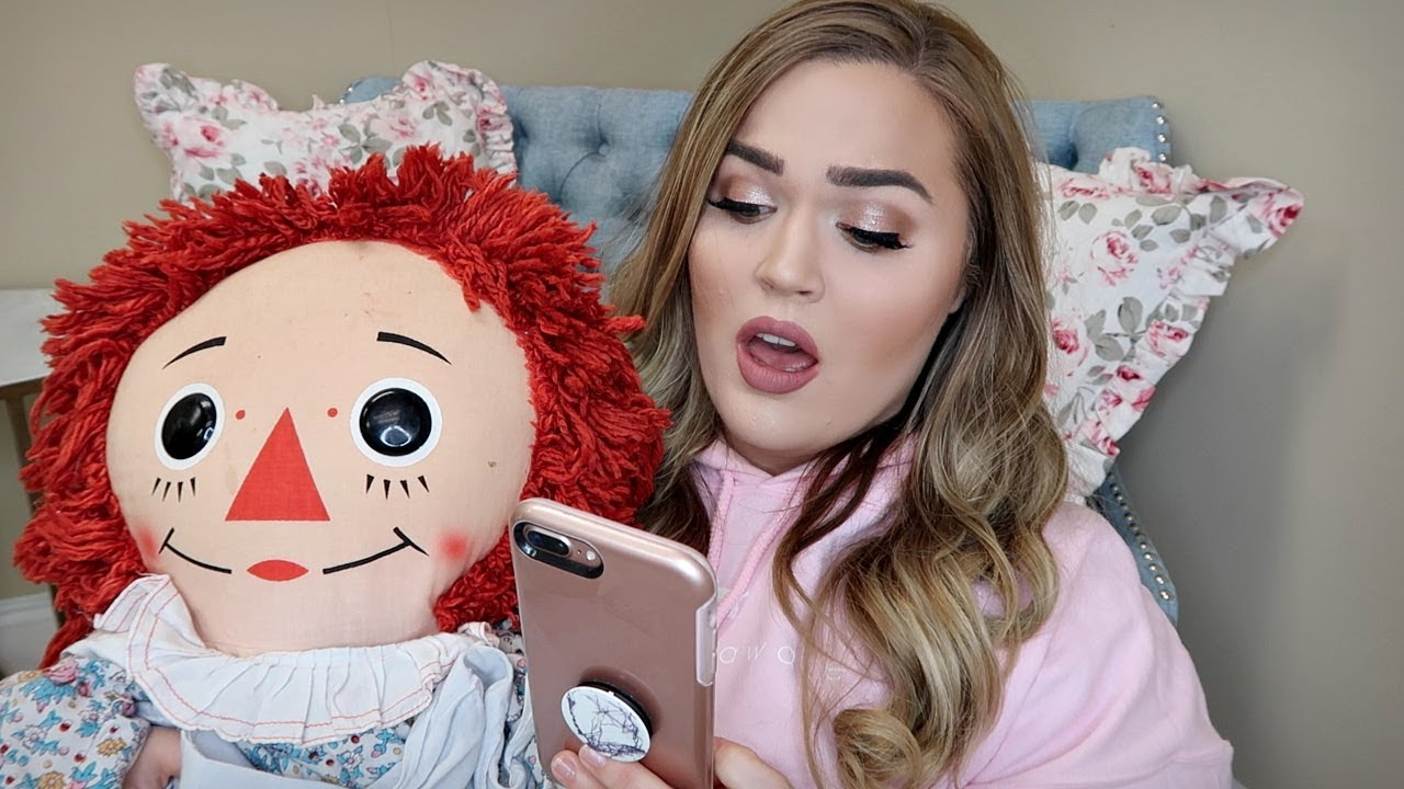Download 10 SCARY Haunted Dolls Caught Moving on Camera... ft Annabelle!