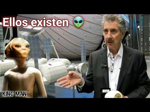 Extraterrestres existen pero el gobierno sigue empeñado en ocultar su existencia ?