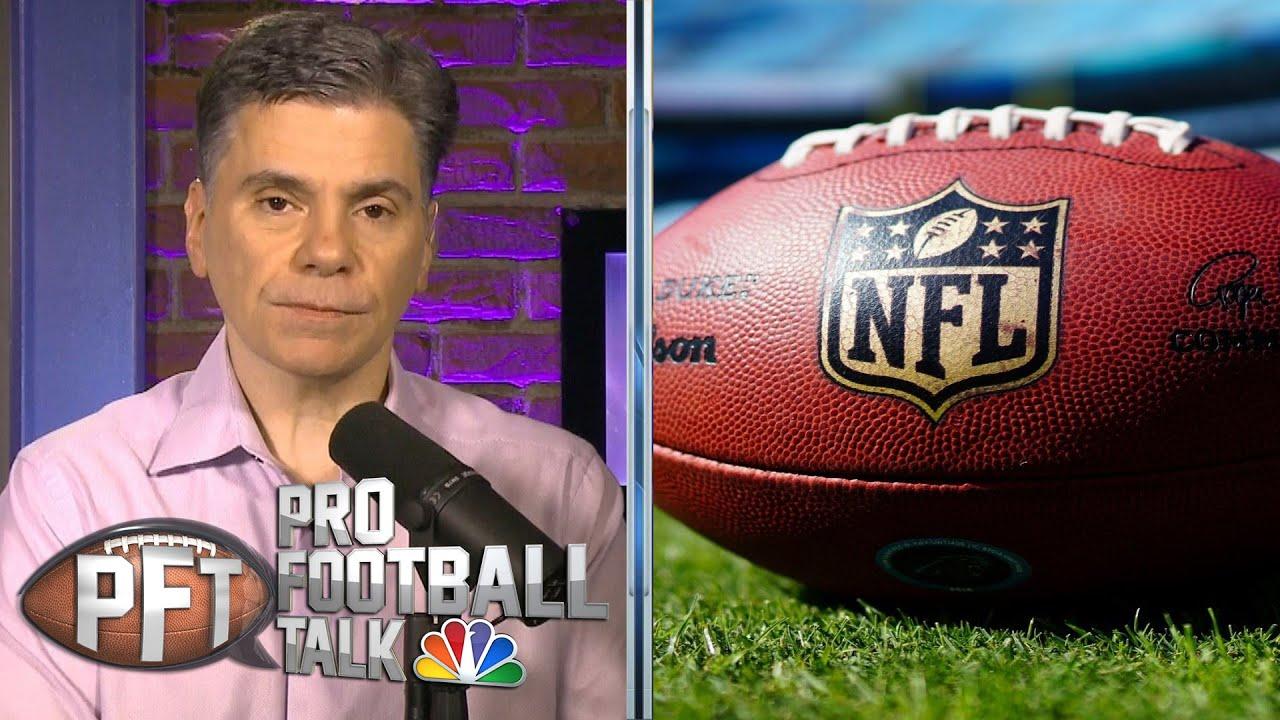 Nfl Covid Update Why Playoff Bubble Makes Sense Pro Football Talk Nbc Sports Youtube