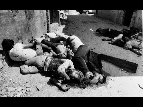 Noam Chomsky: Sabra \u0026 Shatila Massacre That Forced Sharon's Ouster Recalls Worst Of Jewish Pogroms