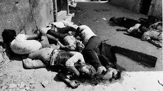 Noam Chomsky: Sabra & Shatila Massacre That Forced Sharon's Ouster Recalls Worst of Jewish Pogroms