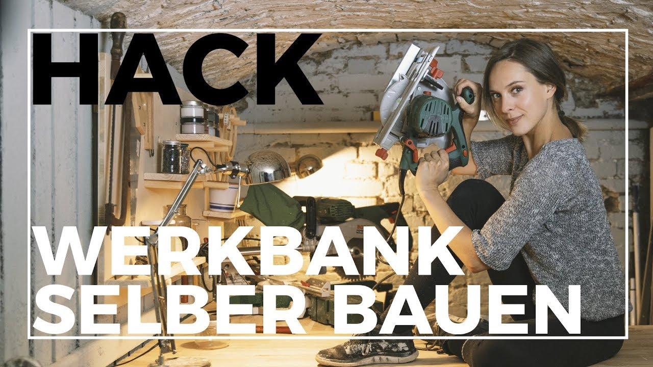 Ich Baue Mir Eine Werkstatt Ikea Hack Werkbank Aus