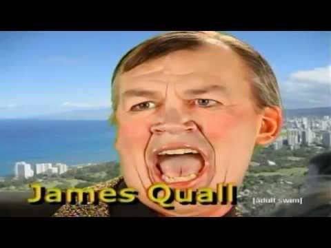 JAMES QUALL BEACH BLAST (Improvised Metal Cover)