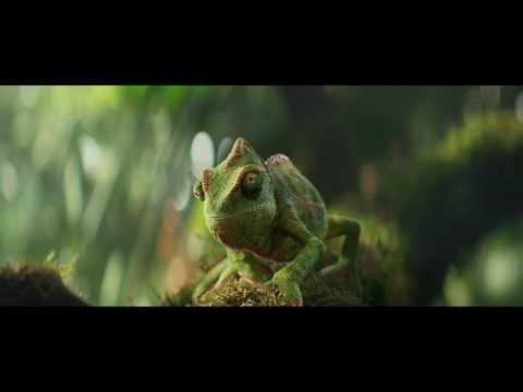Berocca Chameleon dancing to Panjabi MC