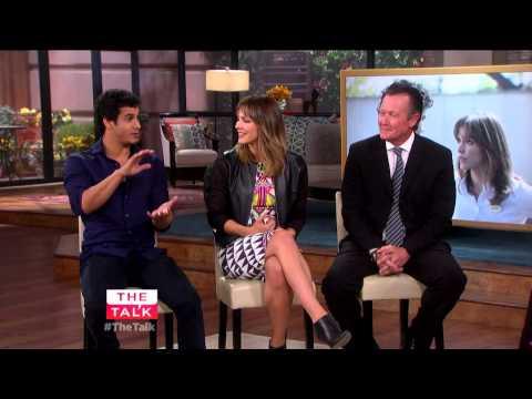 The Talk   The Cast of Scorpion Spills on Season Premiere