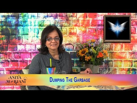 Dumping The Garbage   Anita Moorjani - Speaker & Best Selling Author