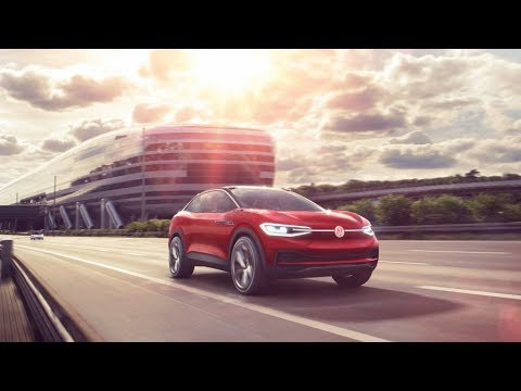 [WACTH] NEWS Volkswagen Announces Production EV Crossover for 2020   Auto Today