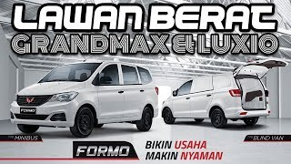 Download Video 130 JUTA-AN MUAT 8 PENUMPANG! WULING FORMO 1.2 MAKIN MURAH & EKONOMIS | MINIBUS & BLINDVAN MP3 3GP MP4
