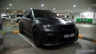 Hamann Tycoon Evo M (BMW X6M) - Shots and Drive-off