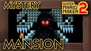 Super Mario Maker 2 - Mario's Mystery Mansion