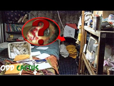 前五名在储藏室发现的诡异物品
