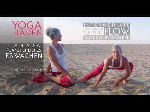 YOGA BADEN | GUTER START IN DEN TAG | INTUITIVES YOGA | Deutsche Version