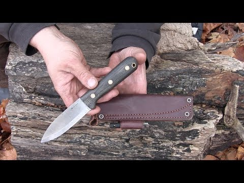 L T  wright Genesis    knife review 2017