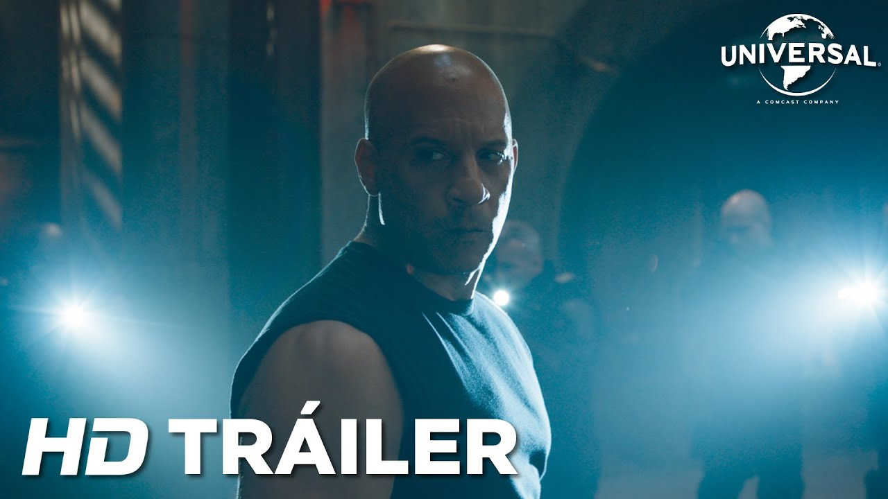 Fast & Furious 9 – Tráiler Oficial (Universal Pictures)   HD