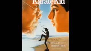 Karate Kid -- Can you feel the night
