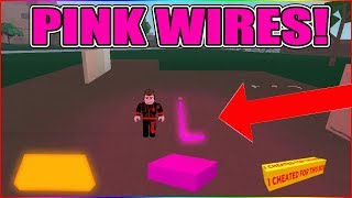 HOW TO GET PINK WIRES! (NEW EXPLOIT) [NOT PATCHED] LUMBER TYCOON 2 ROBLOX