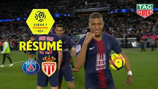 Gambar cover Paris Saint-Germain - AS Monaco ( 3-1 ) - Résumé - (PARIS - ASM) / 2018-19