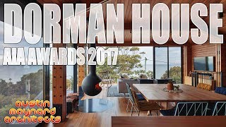 AIA Awards 2017 - Dorman - Austin Maynard Architects