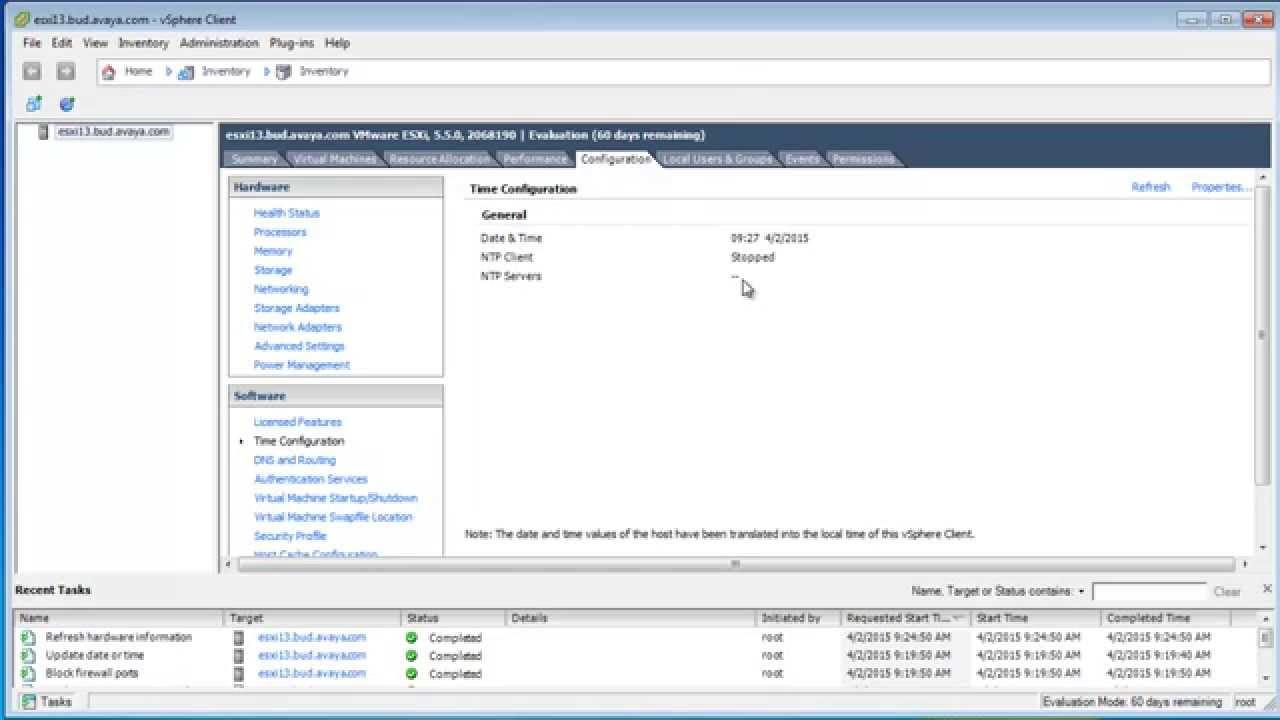Image Result For Default Ntp Server