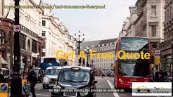Liverpool UK Taxi Insurance