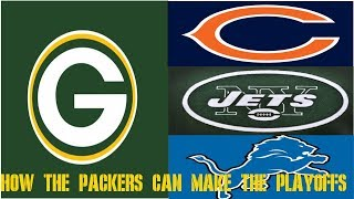 Can the Packers Actually Make the Playoffs?