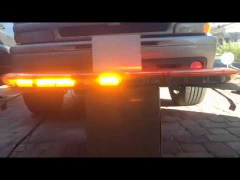Federal signal arjent s2 led light bar for sale red and amber federal signal arjent s2 led light bar for sale red and amber flashers youtube aloadofball Image collections