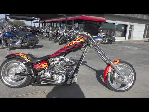 000971 - 2001 American Ironhorse Texas Chopper - Used motorcycles for sale