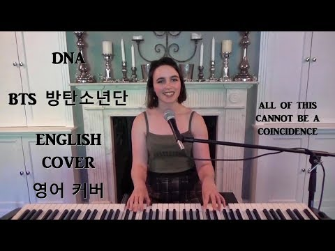 [ENGLISH COVER] DNA - BTS (방탄소년단) - Emily Dimes 영어 커버
