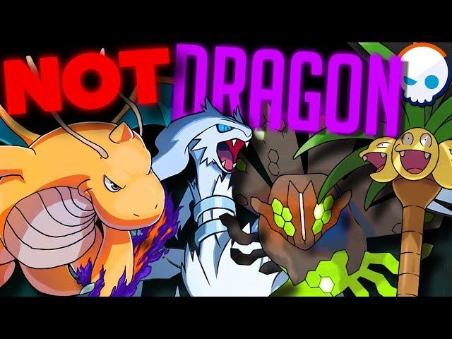 EVERY Dragon Type Pokemon EXPLAINED!   Gnoggin