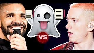 Eminem ALLUDES to DISSING DRAKE on Album over Ghostwriter Bars, Admits to Being ANGRY ON KAMIKAZE