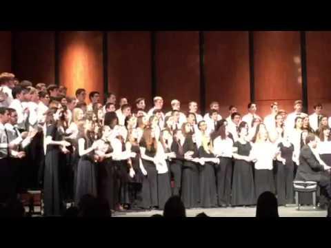 CMEA Southern CT Regional Choir - 2015
