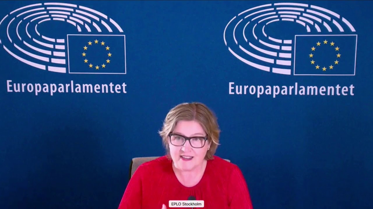Karin Karlsbro 18 Dec 2020 plenary speech on EU and the UK