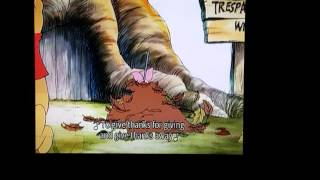 Horray!Horray! Happy Thanksgiving Day from Winnie the pooh-season of giving