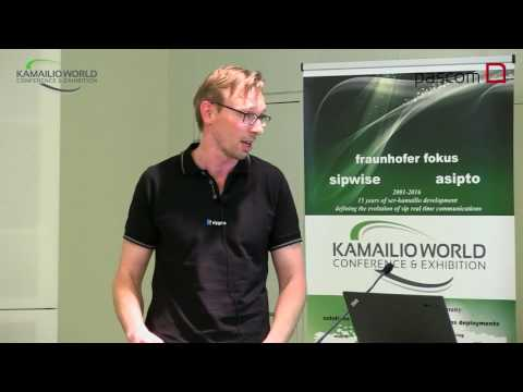 Kamailio World 2016 - Sipgate DTAG Interconnect