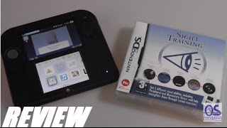 REVIEW: Nintendo DS Sight Training Game?!