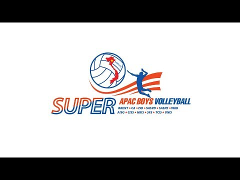 SUPER APAC BOY'S VOLLEYBALL : BRENT vs WAB