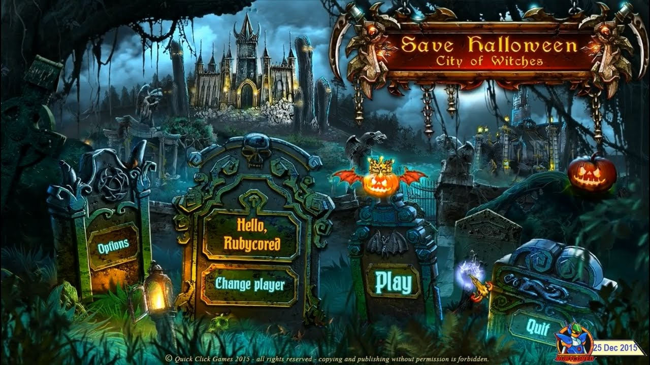 Save Halloween City Of Witches 2015 Pc 1 Of 9 Ghost