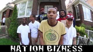 """NATION BIZNESS"" VLog feat. @GHerbo & @LilBibby_ by @UrbanGrindTV"