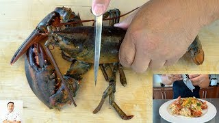GRAPHIC: 5 Star Live Maine Lobster Uni Ramen