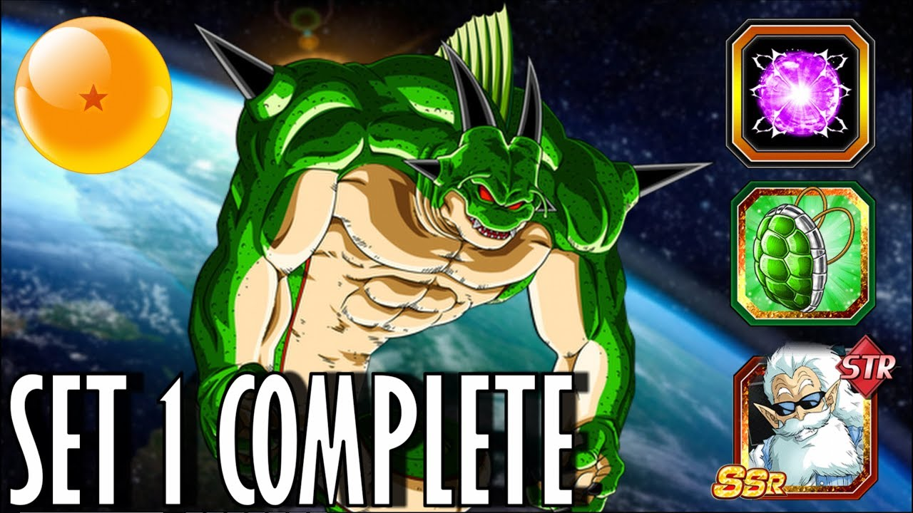 SUMMON PORUNGA NOW! How to Collect FIRST SET of Namekian Dragon Balls | DBZ Dokkan Battle