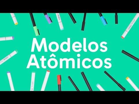 QUÍMICA: COMO ENTENDER OS MODELOS ATÔMICOS? | QUER QUE DESENHE? | DESCOMPLICA
